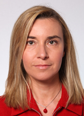 Federica Mogherini su inpolitix